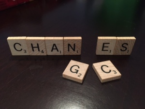 Changes - chances